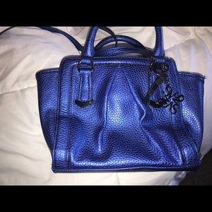 Royal Blue Simply Vera By Vera Wang Bag never used